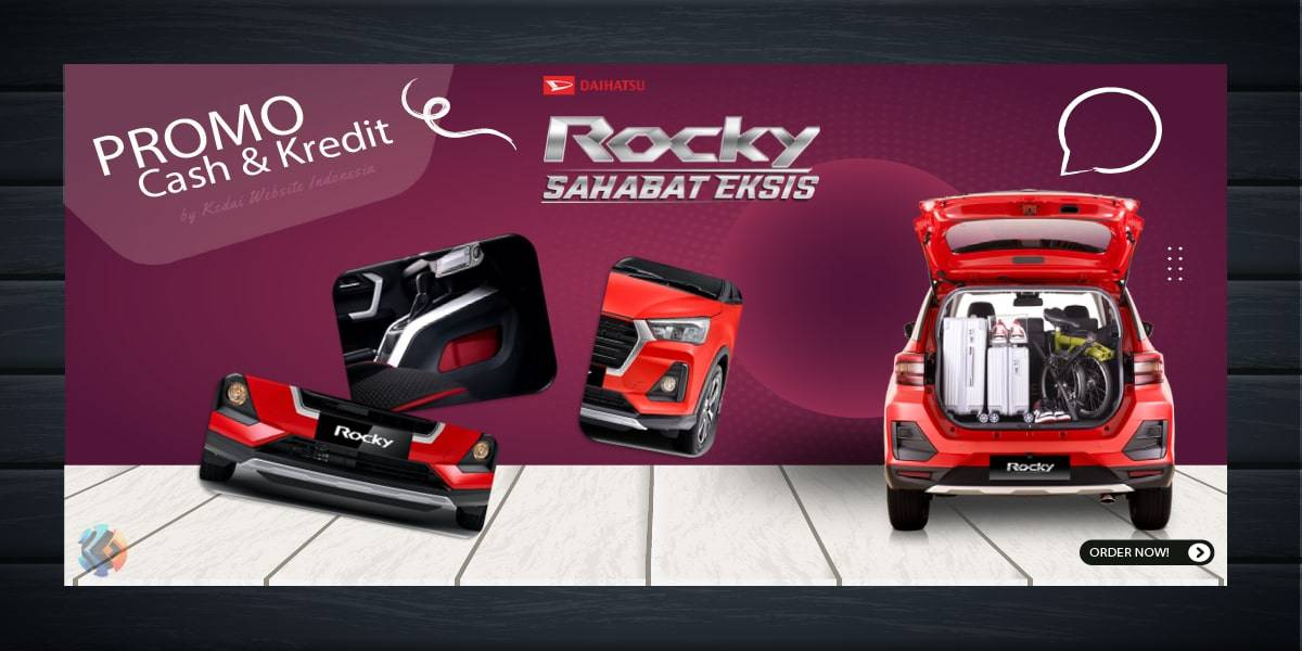 New Daihatsu Rocky